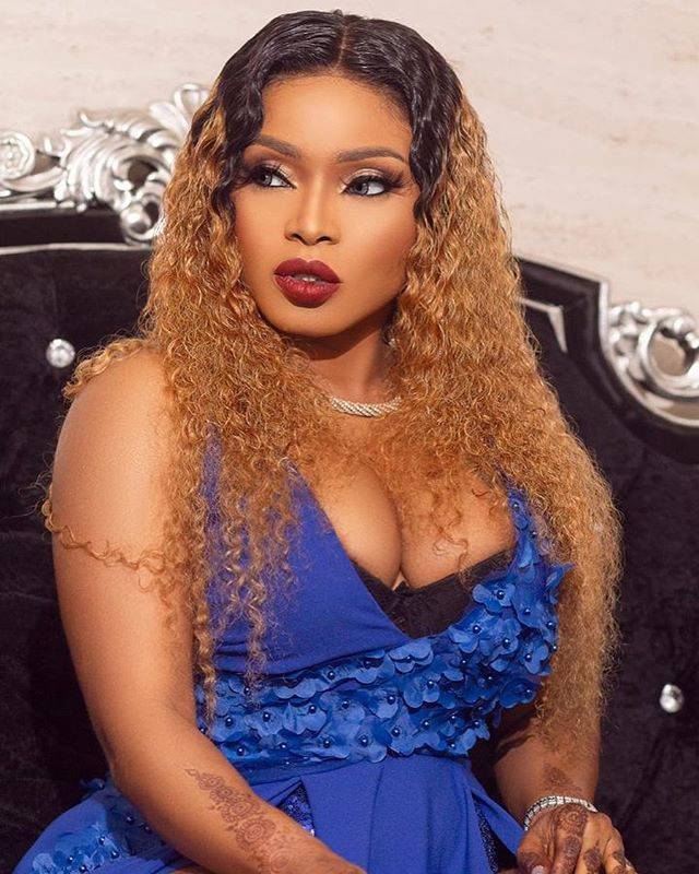 Halima Abubakar boobies