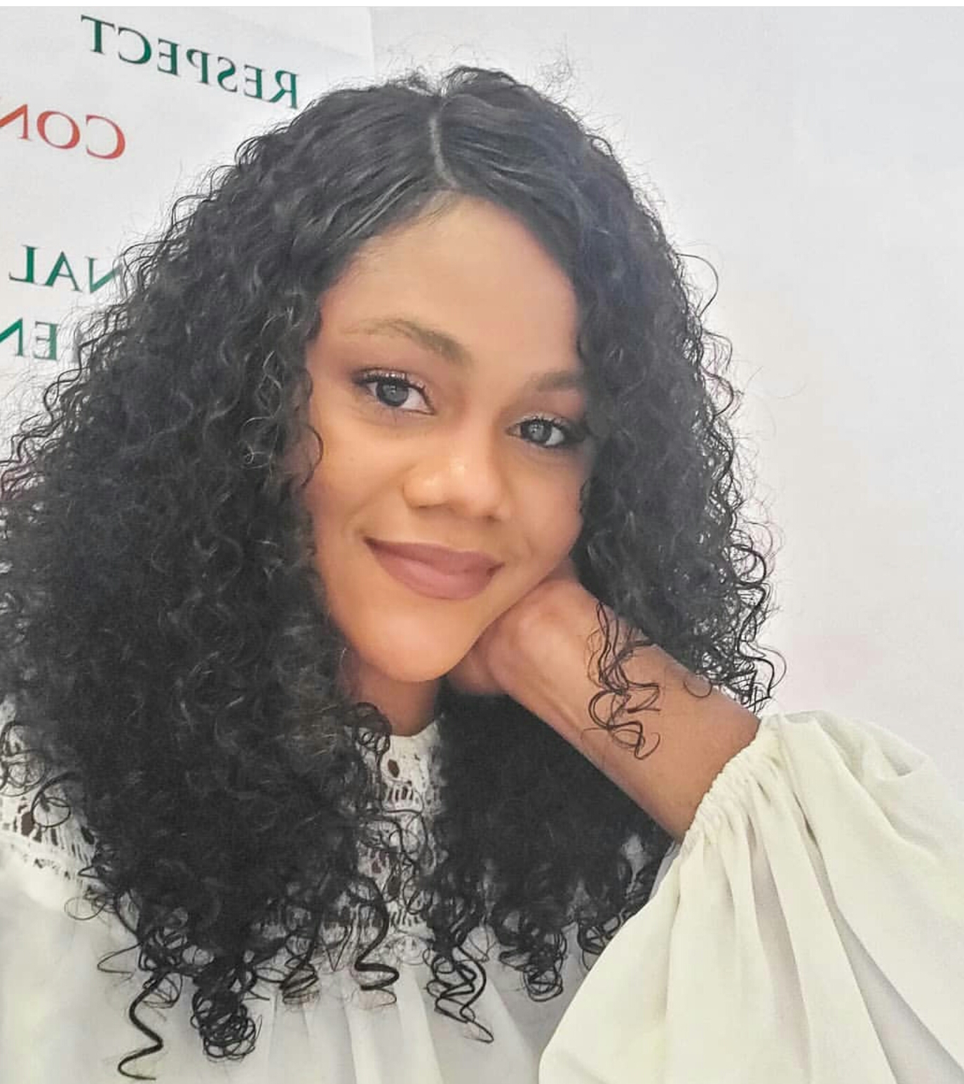 """What you say to yourself is more important than what people tell you""""-Busola Dakolo"""