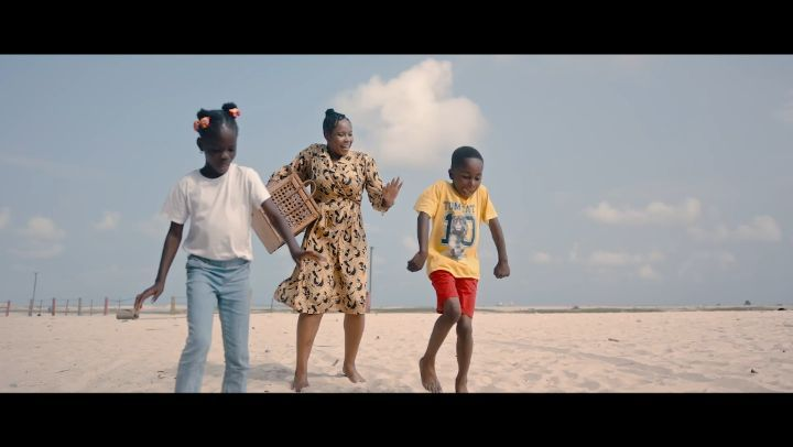 Yemi Alade new video HOME
