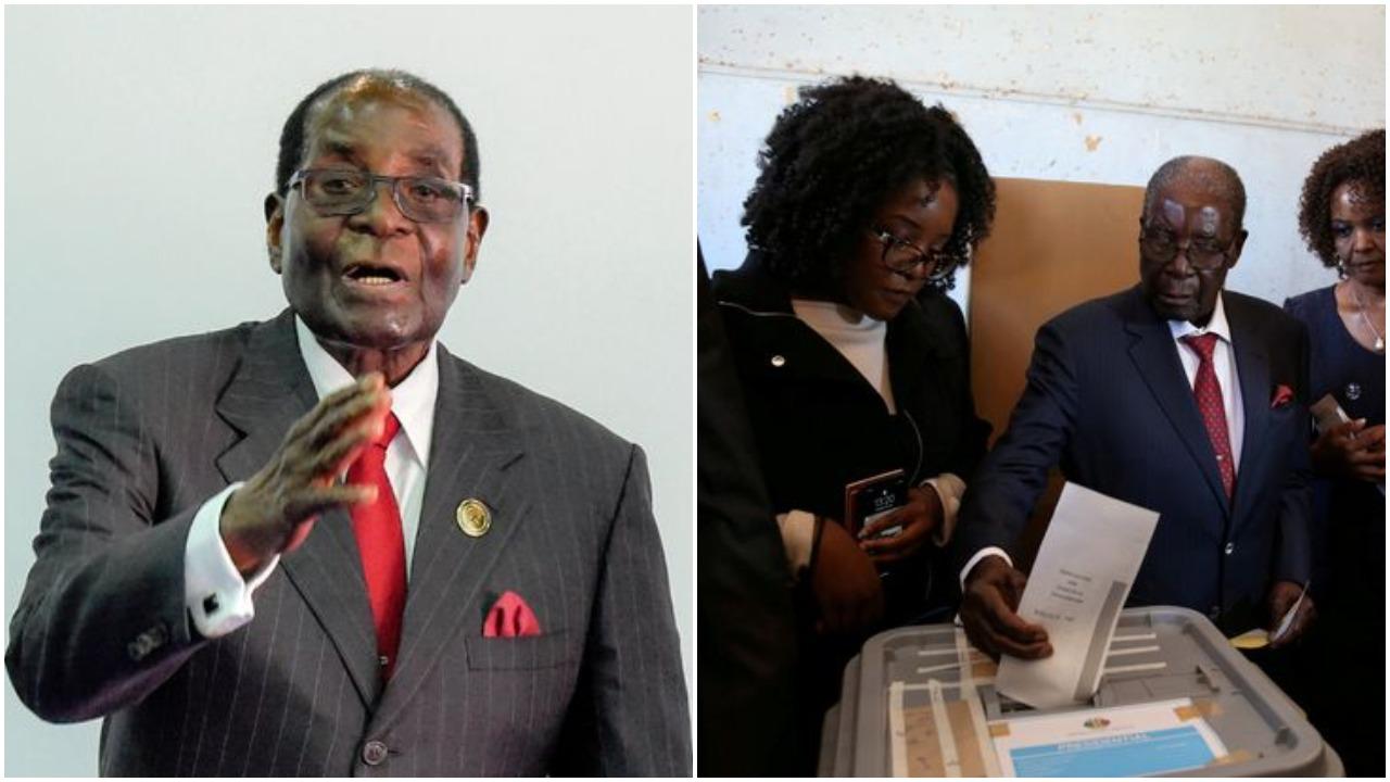 Notorious Former Zimbabwe Leader, Robert Mugabe Dies Aged 95