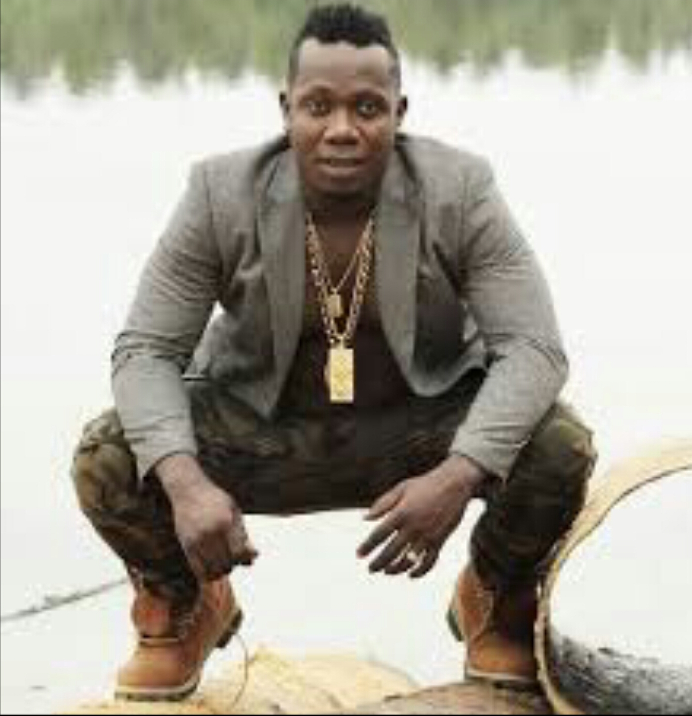 Duncan Mighty fires his South African manager and vows to shoot his South African tenant following the killing of his friend