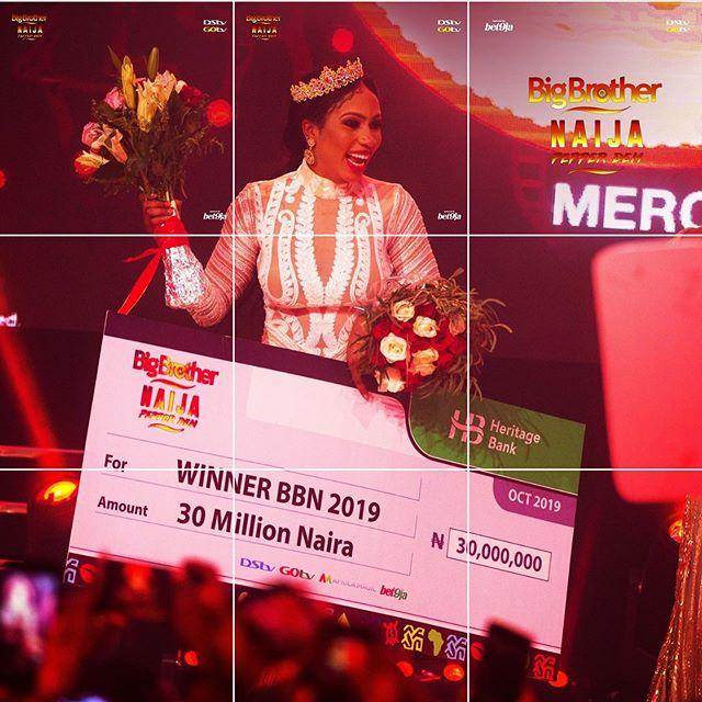BBNaija Mercy reveals top moments