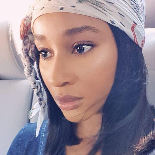 Actress Adesua Etomi-Wellington Returns to Instagram