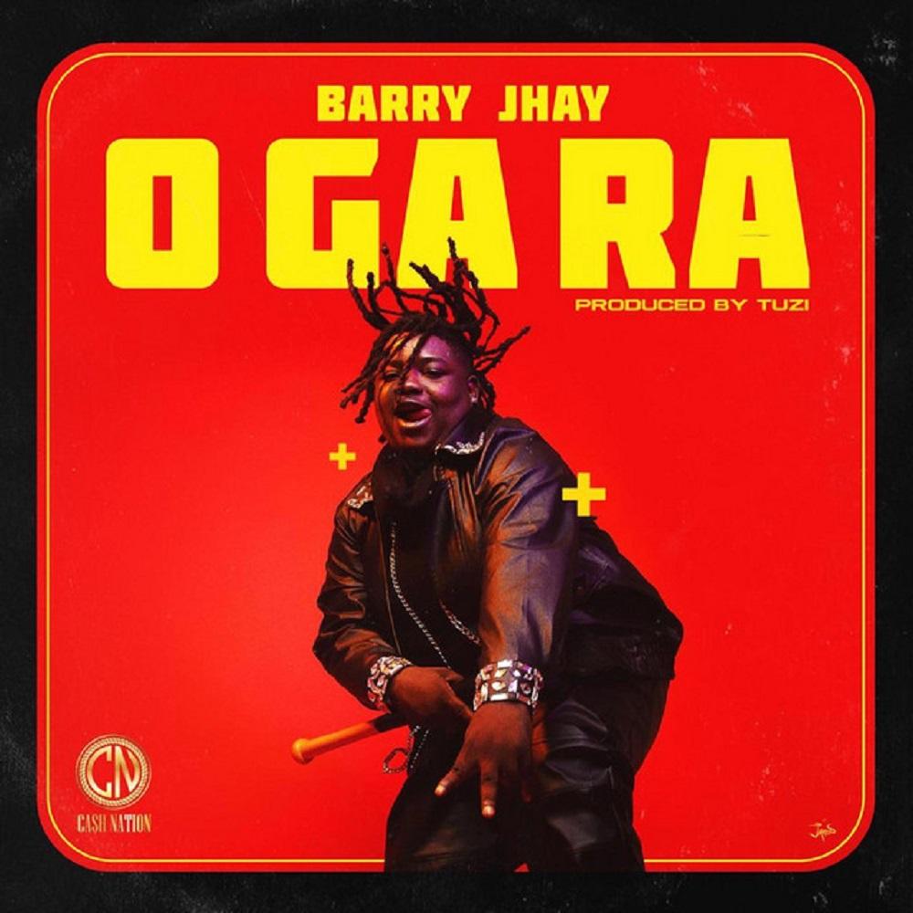 "Afro pop star Barry Jhay drop hit single titled ""O Ga Ra"""