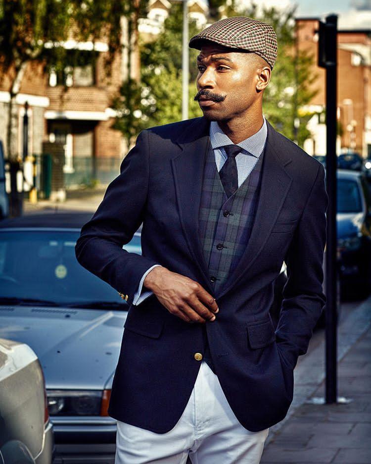 Meet Nigerian Black James Bond As Mike Dazzles In James Bond