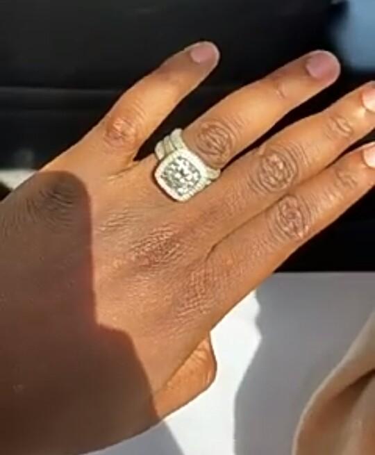 Jaruma shines diamond ring in new video