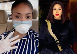 Actress Mimi Orjiekwe back on social media, years after her account was hacked (Photo)