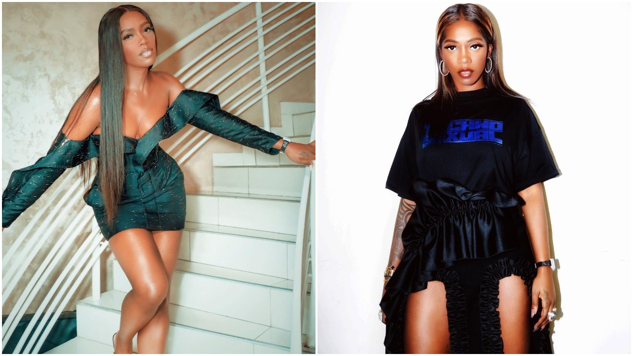 Men with big p*nis cums quickly,sizes are annoying - Tiwa Savage