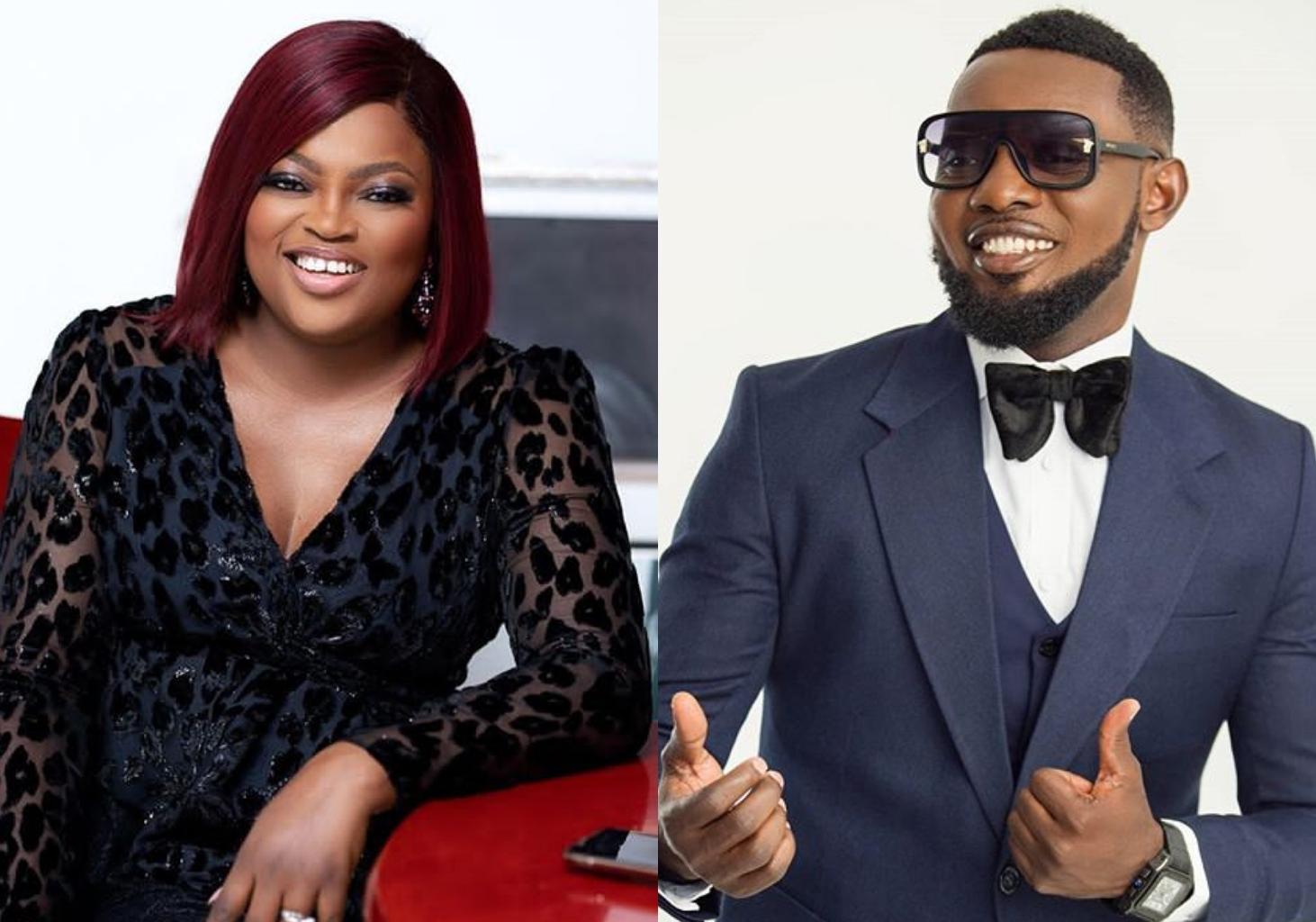 """""""Nobody is above the law"""" – Comedian AY reacts to Funke Akindele's judgement"""