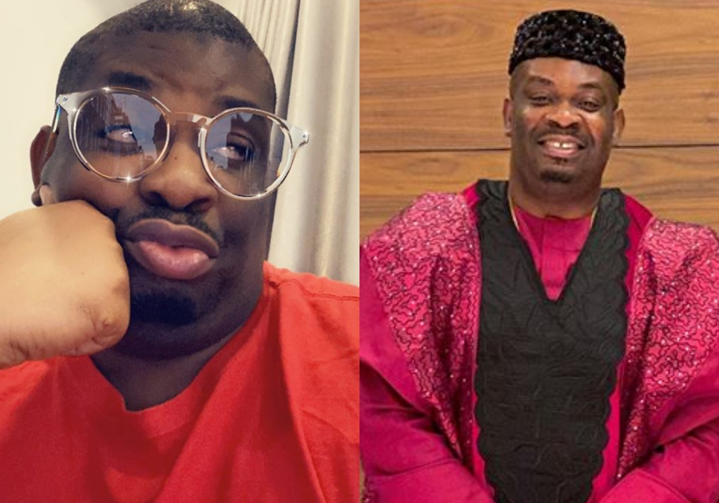 """""""I don't know if I have a baby somewhere or not"""" - Don Jazzy reveals shocking secret"""