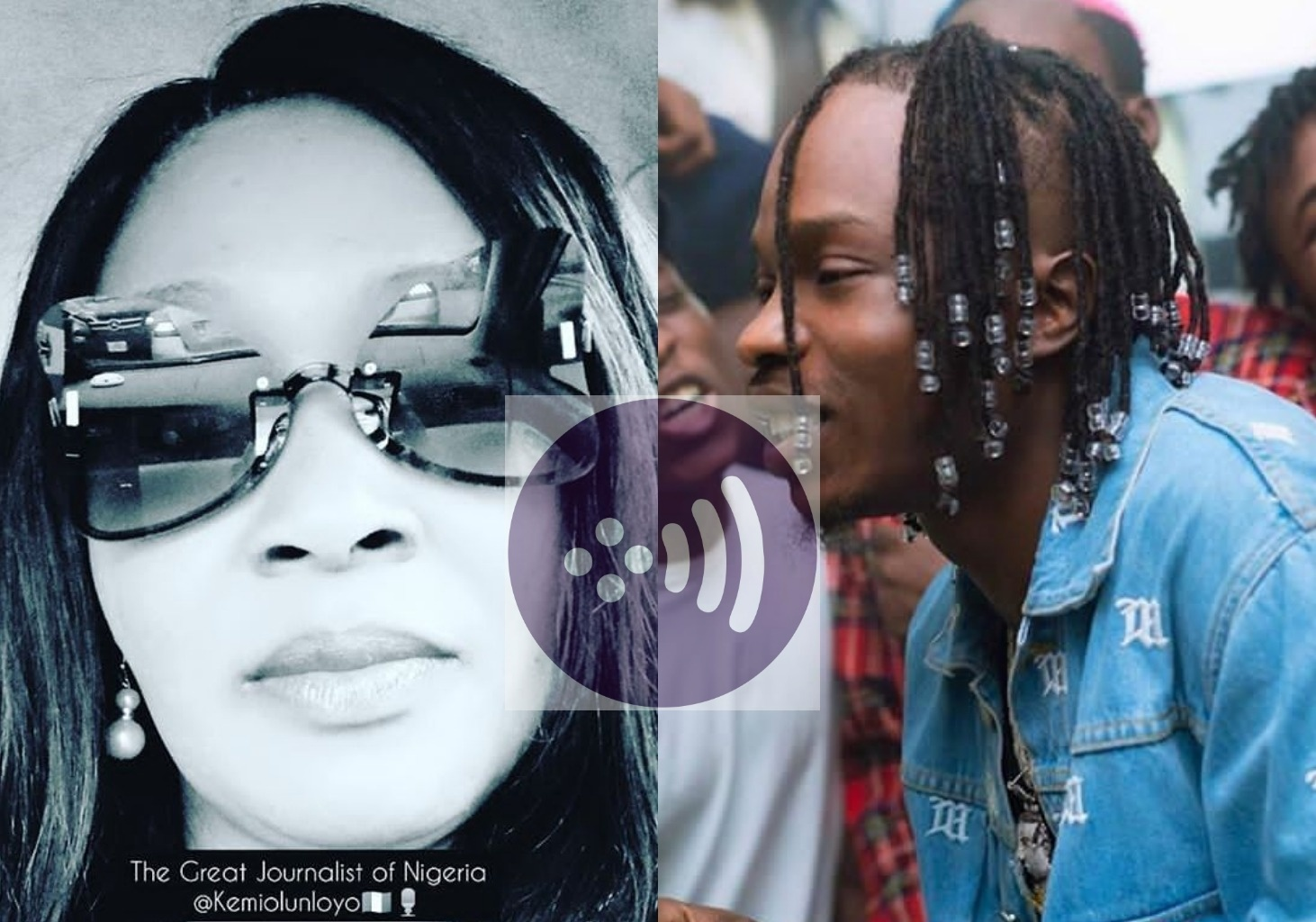 'iPhone 11 pro and an iPad' – Kemi Olunyolo demands birthday gift from Naira Marley