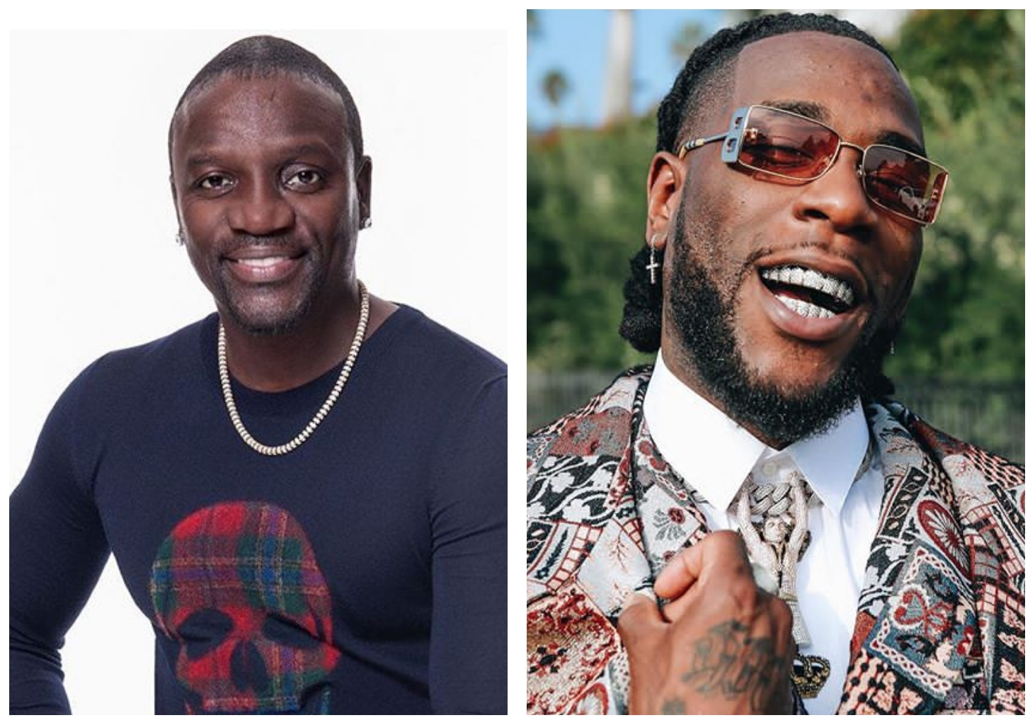 """Burna Boy came with the truth in his lyrics,"" – Akon tells U.S rapper, Fat Joe (Video)"