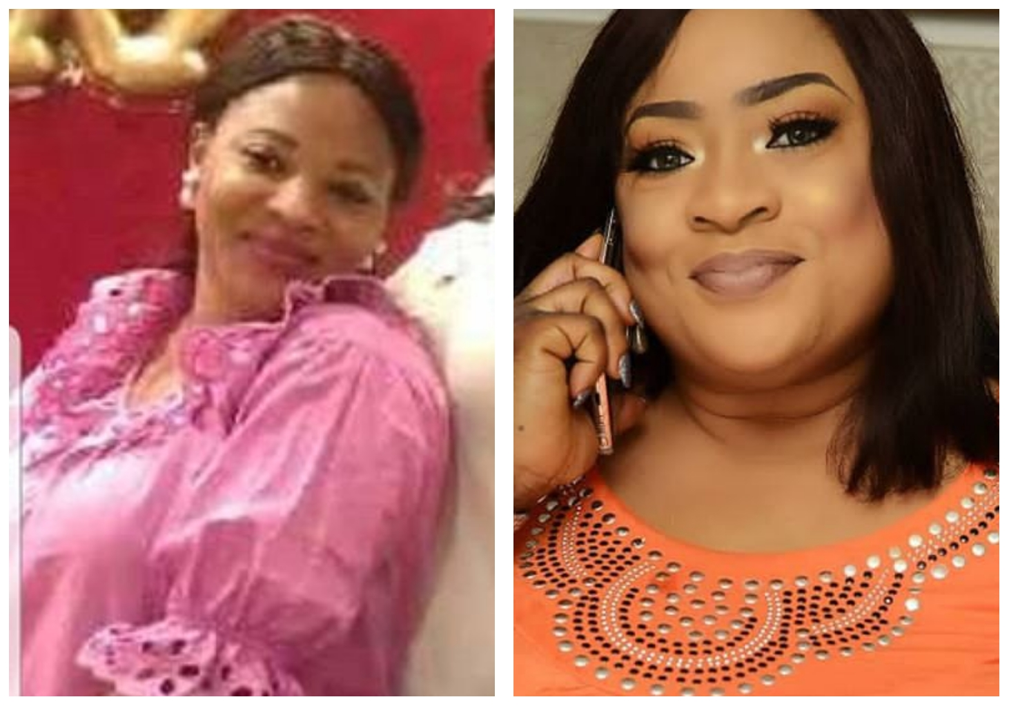 """I miss our friendship"" – Foluke Daramola remembers Actress Moji Olaiya who died 3 years ago (Photos)"
