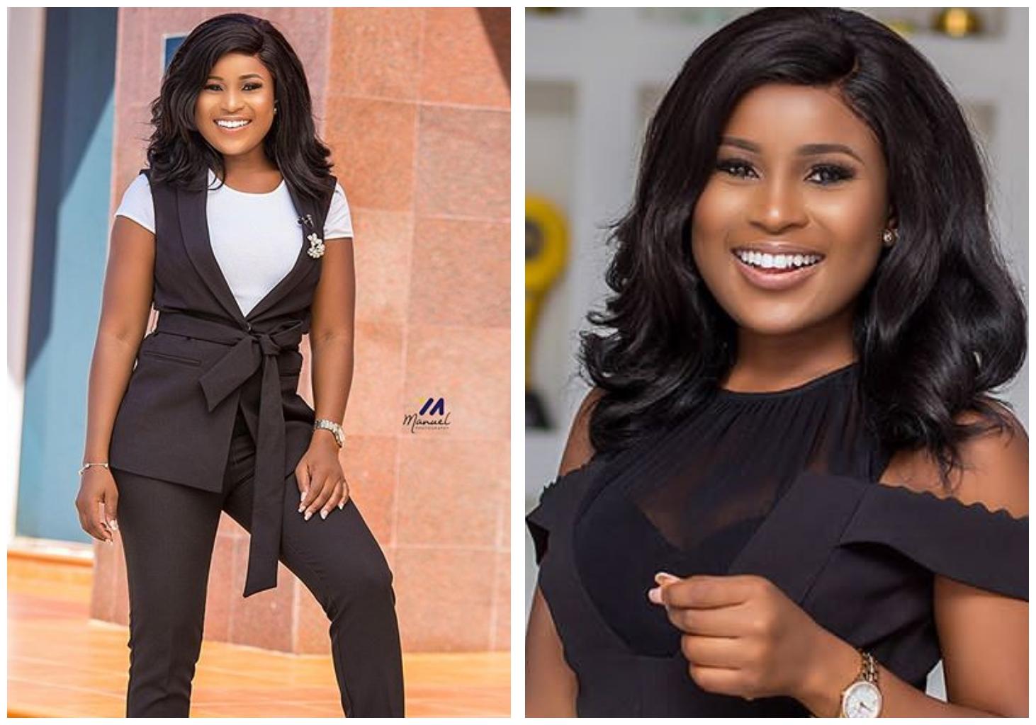 """I'm still single because Ghana boys don't want me"" – Ghanaian TV host Berla Mundi laments"