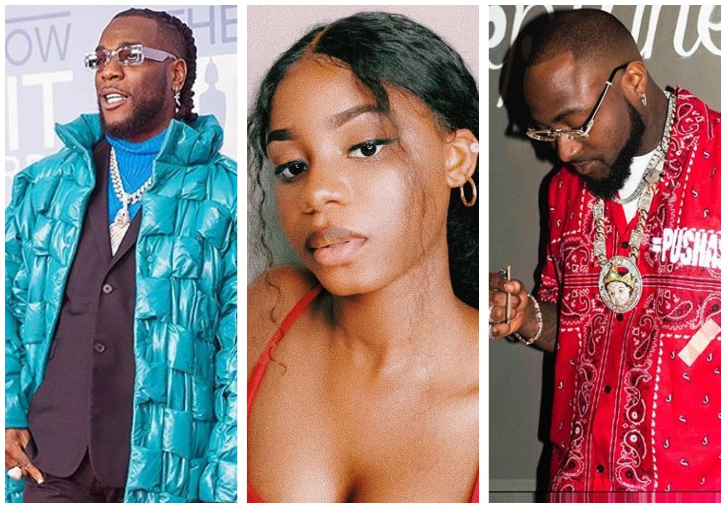 """Omo Iya Elepe, shut up"" – Nigerians slam Iyabo Ojo's Daughter after reacting to Burna Boy and Davido's drama"