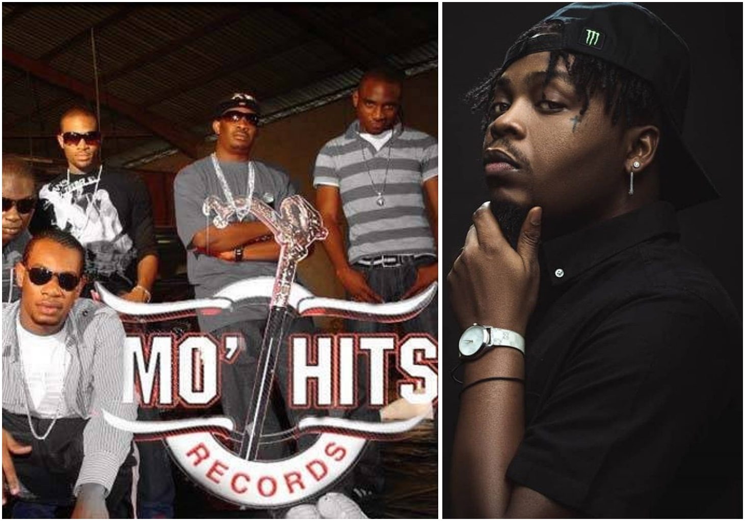 """Mohits gave us good music, thought us how to help"" – Olamide lauds Don Jazzy and Dbanj"