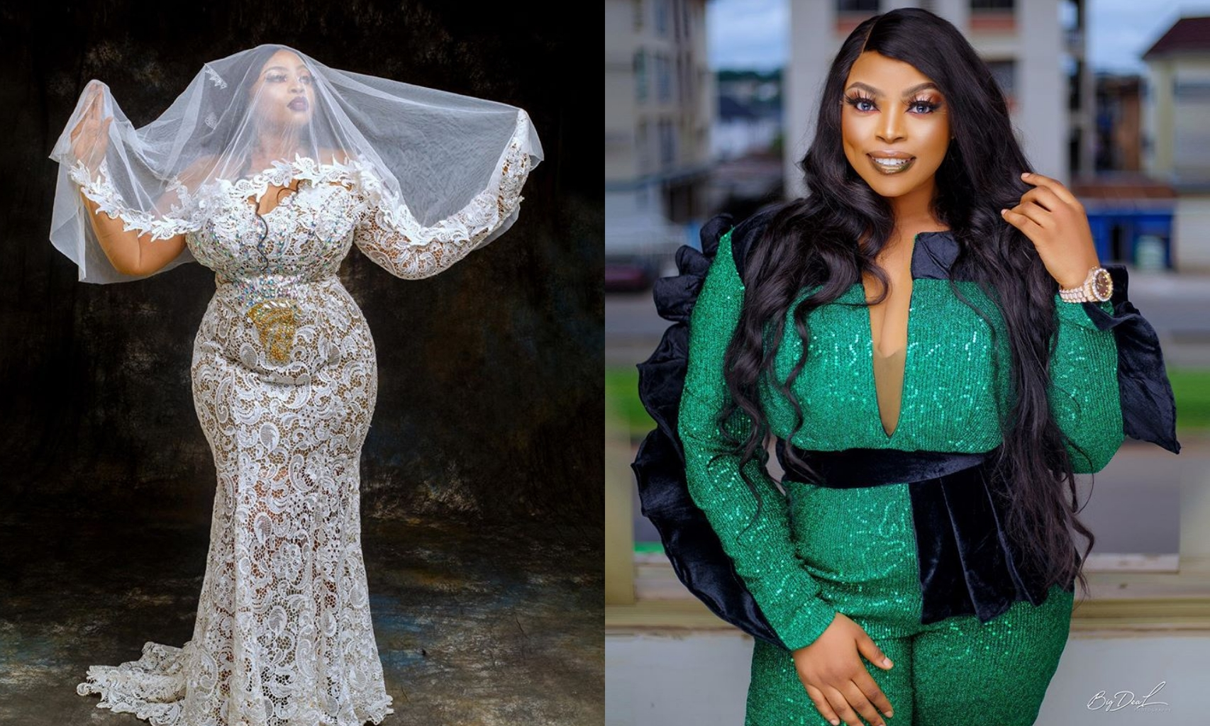 Thank You Lord for the Gift of Life - Actress Georgina Chineye celebrates new age with adorable photoshoots
