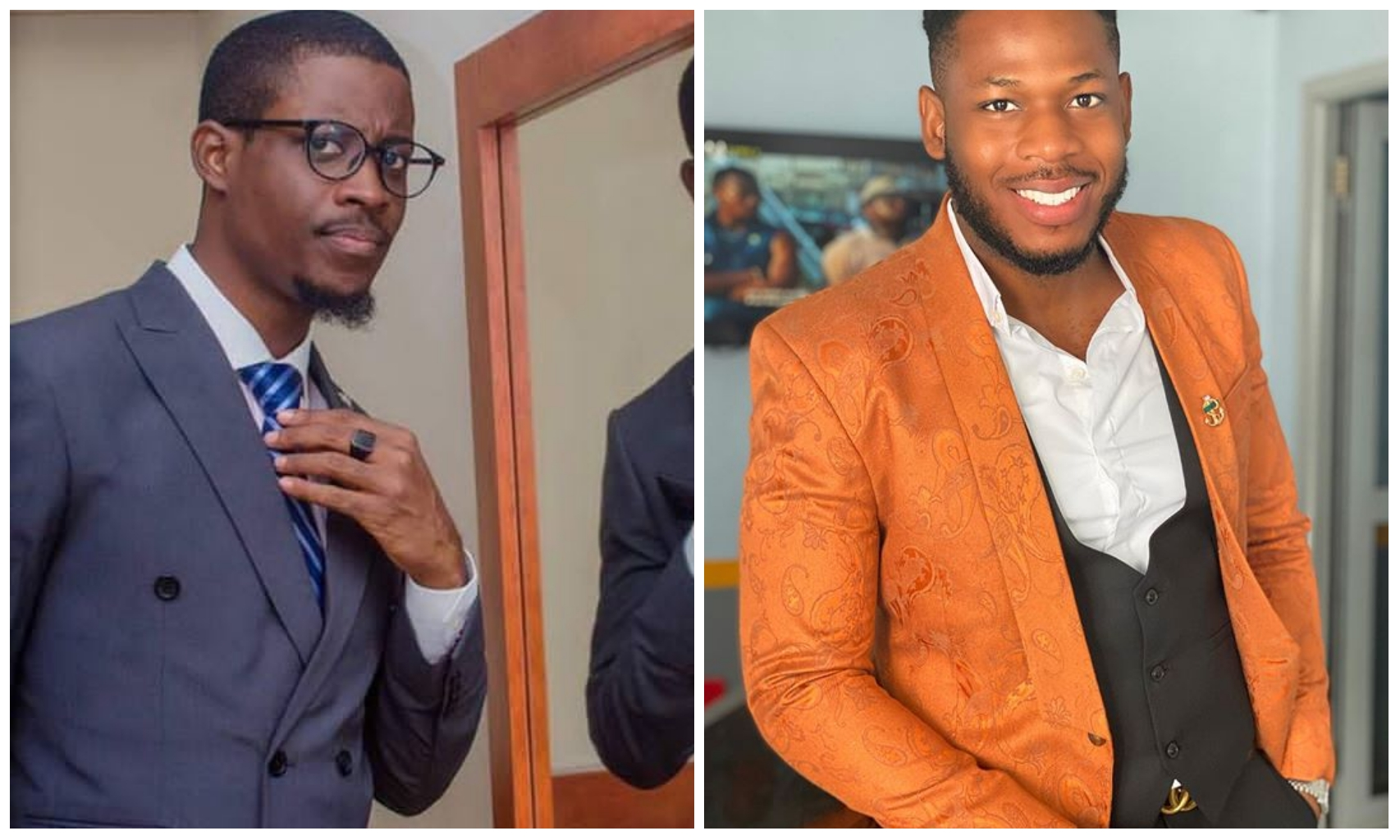 #BBNaijaReunion: Seyi attacks Frodd, vows to continue taunting him (Video)