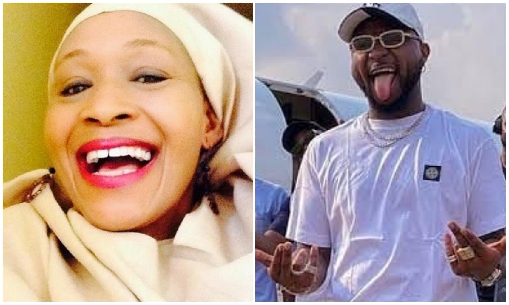 The God I worship will deal with Davido mercilessly – Kemi Olunloyo rants