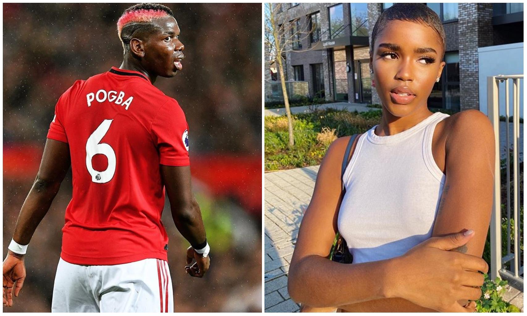 'Manchester United are sh!t' – Model Evss aim dig at Ole Gunnar Solskjaer's team (Video)