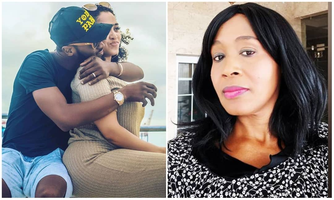 Kemi Olunloyo send condolences to singer 3rd years after he lost his first son