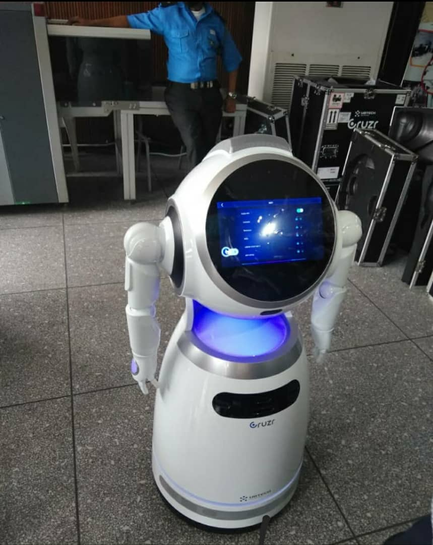 UNILAG acquires COVID-19 detection robots as reopening of schools edge closer