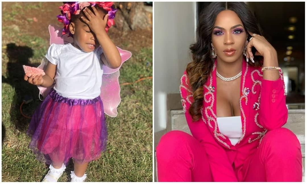 BBNaija's Venita celebrates daughter's birthday with heartfelt message