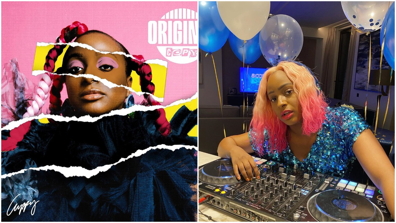 DJ Cuppy Finally Releases the Official Cover for Upcoming Album