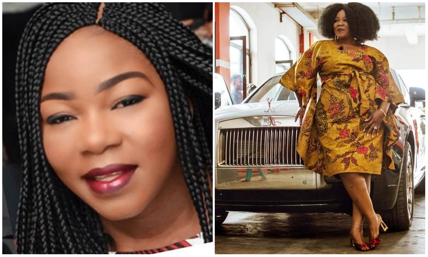 I'm a feminist but I would love to have a man — Actress Ada Ameh says
