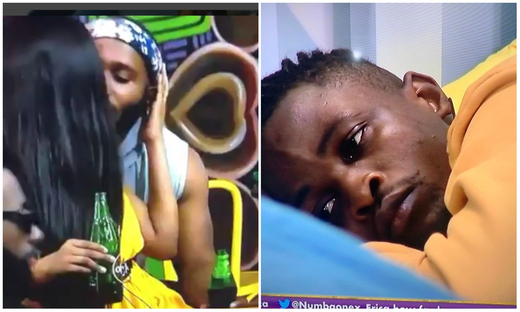 #BBNaija: My emotions for Erica won't weigh me down this week – Laycon (Video)