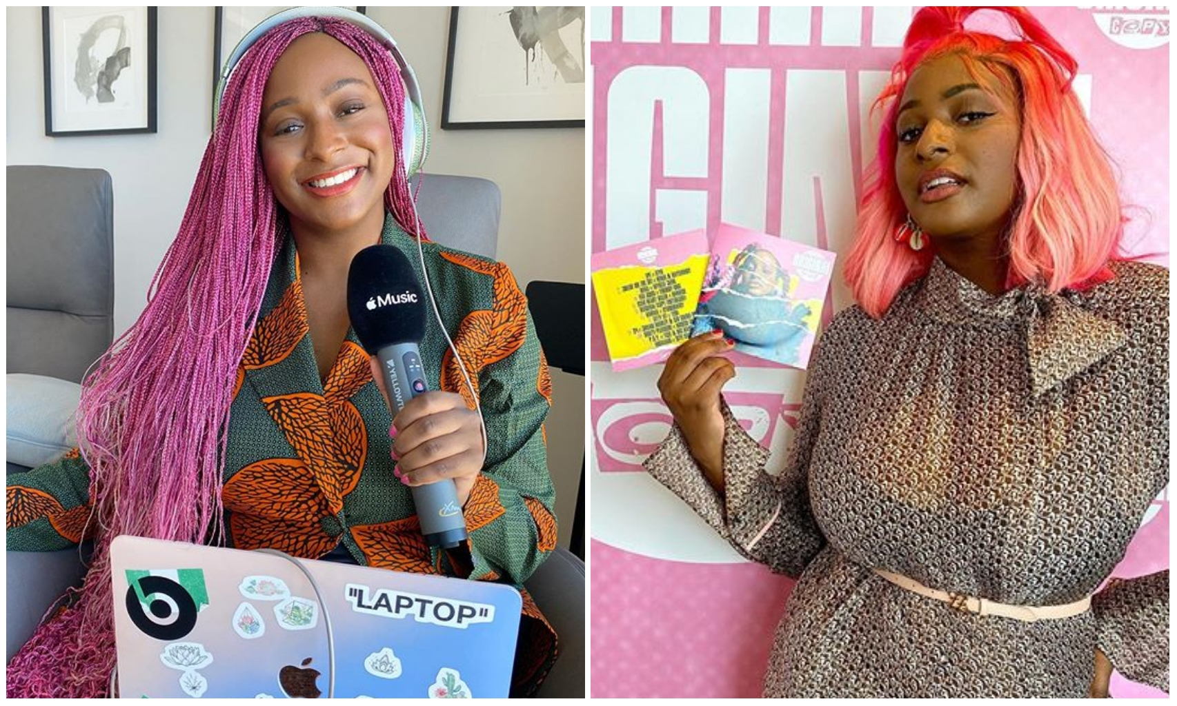 I may not have a boyfriend but I have the hottest debut album in the world – DJ Cuppy brags