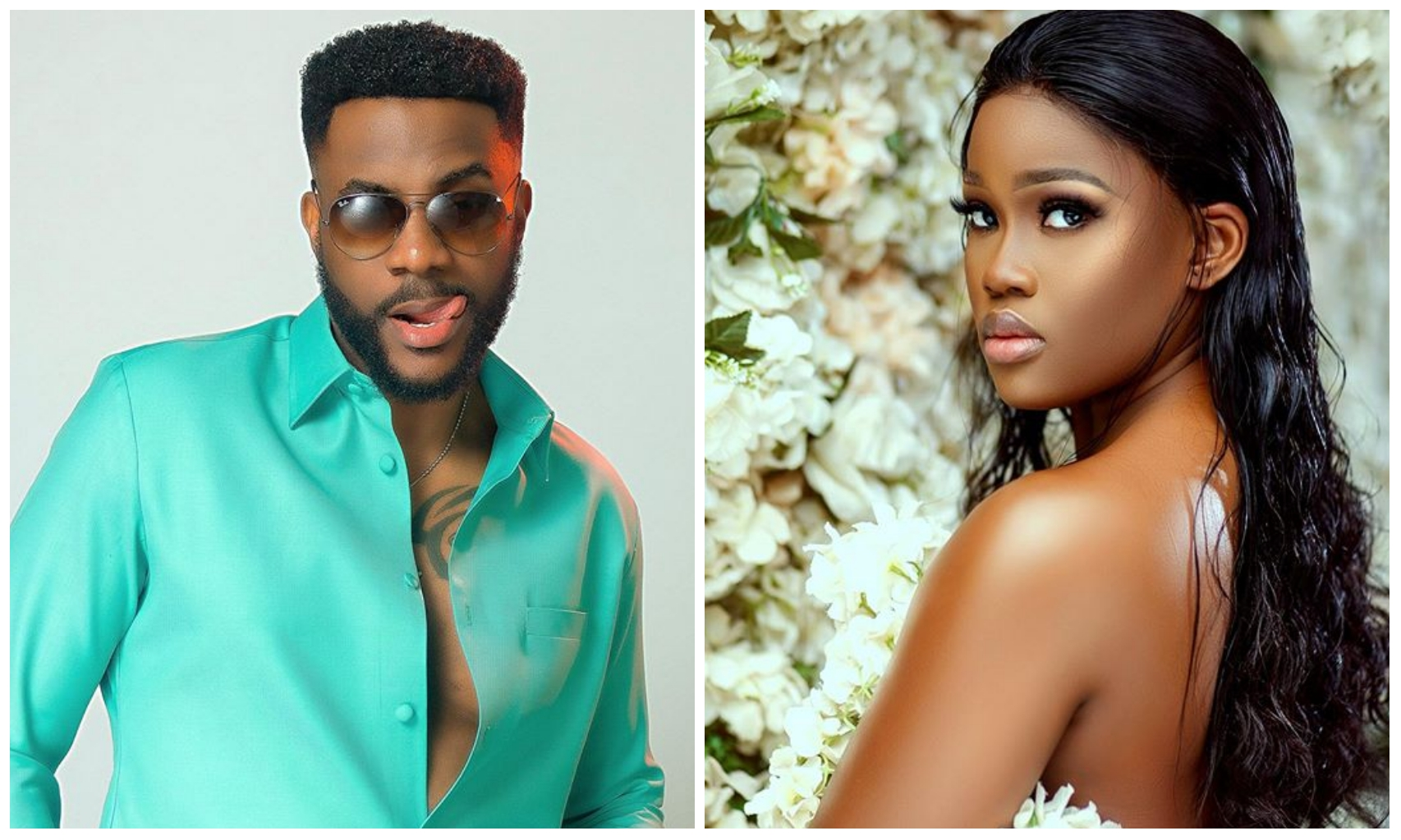 BBNaija: Cee-C denies being Ebuka's ex, says she can't date and let him leave