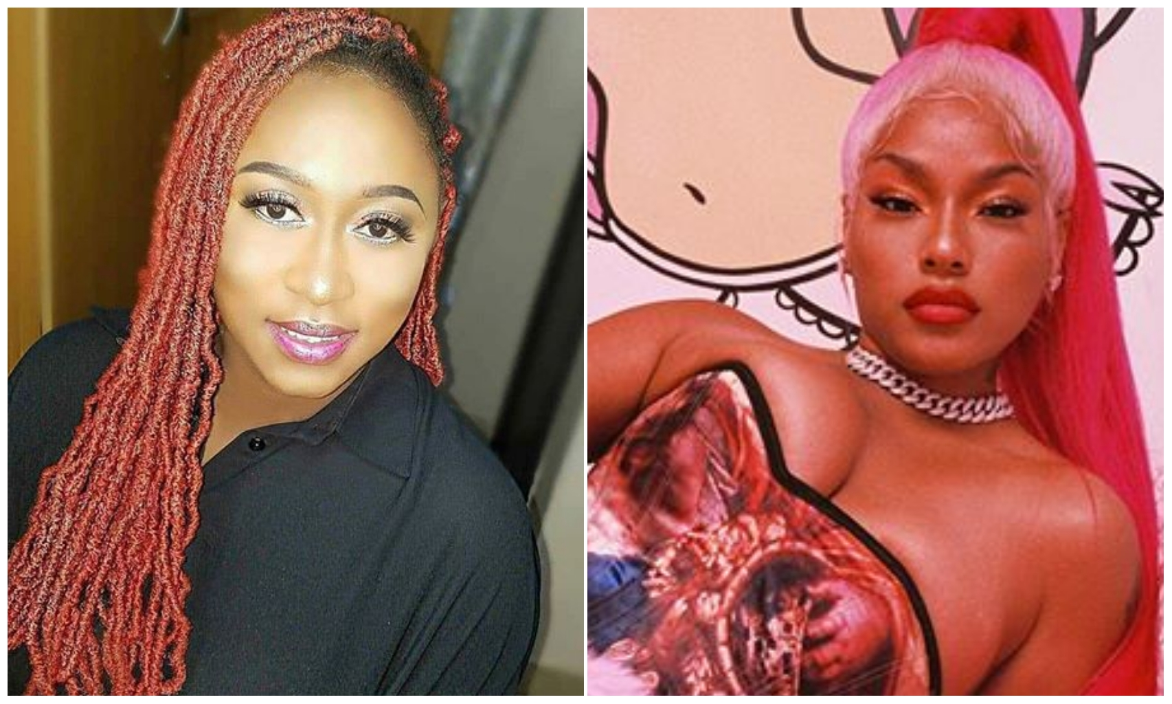 I learnt how to speak British English from Stefflon Don – Cynthia Morgan