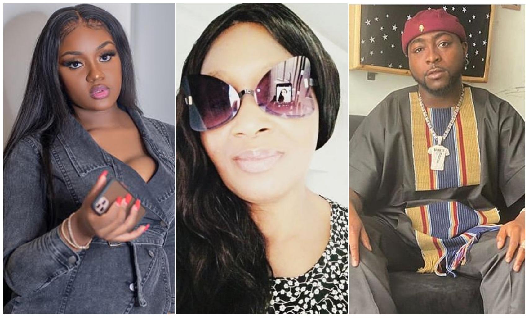 Davido's fiancé Chioma was denied US visa 8 times due to her past criminal record – Kemi Olunloyo