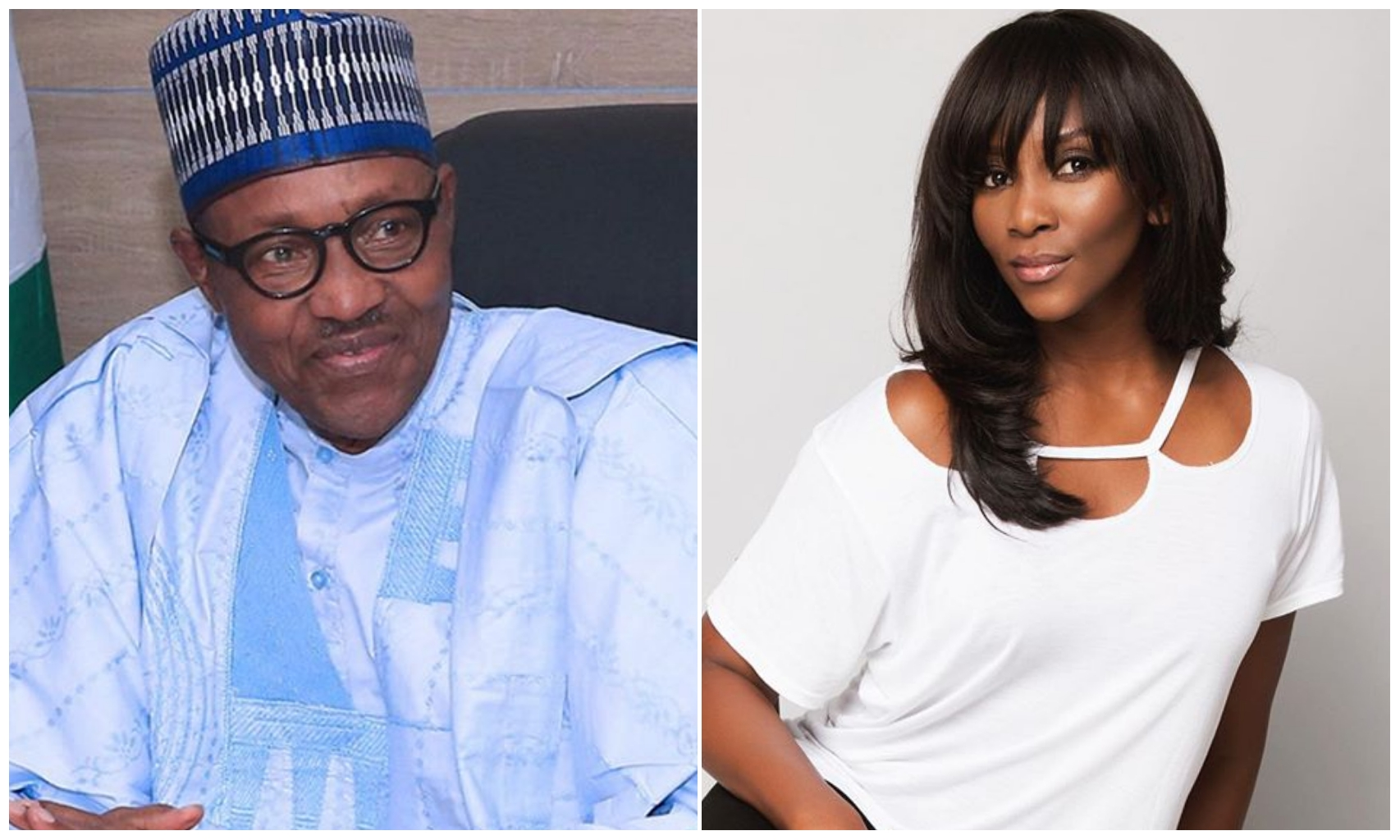#EndSars: 'My niece was harassed at the age of 13' – Genevieve Nnaji pens open letter to Pres. Buhari