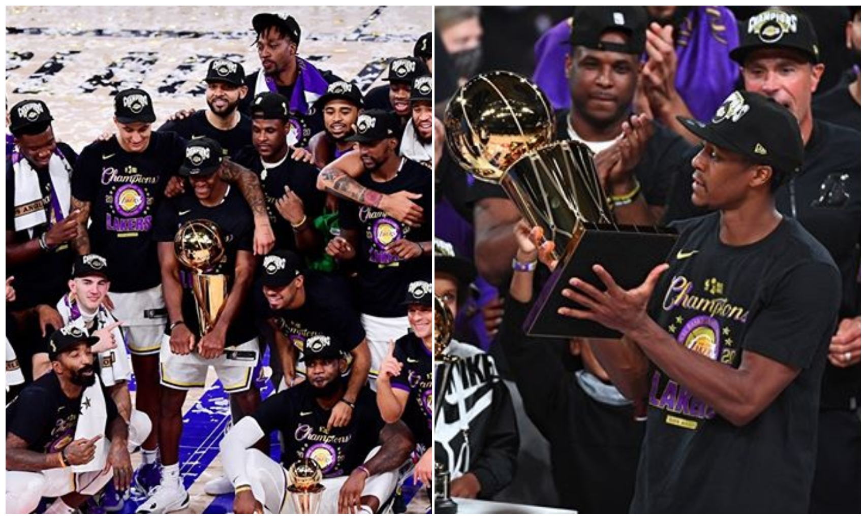 NBA finals 2020: Los Angeles Lakers clinch 17th title after beating Miami Heat